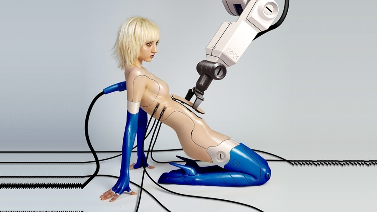 Sex robots get upgraded with foreplay mode where pervs undress a virtual love doll before bonking real thing