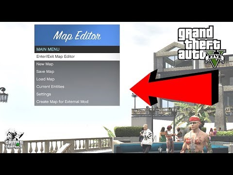 HOW TO INSTALL MAP EDITOR - GTA 5 PC