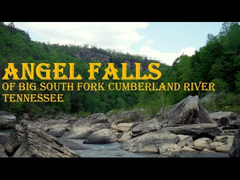 Hiking (& Bushwhacking) to Angel Falls of the Big South Fork National River