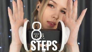 Download АСМР 💗 8 ШАГОВ до МУРАШЕК 💖 Массаж / Ear Massage ASMR 👂 Mp3 and Videos