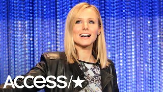Kristen Bell Recorded A Song About Farting That Her Daughter Inspired & It's Actually Great | Access