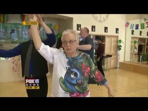 Brookfield Fred Astaire Dance Studio Seniors cut a rug!