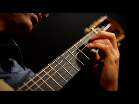 Jesus Alegria dos Homens (Cantata 147) - J.S. Bach - Humberto Amorim (classical guitar)