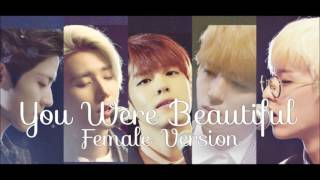 Video DAY6 - You Were Beautiful [Female Version] download MP3, 3GP, MP4, WEBM, AVI, FLV Januari 2018