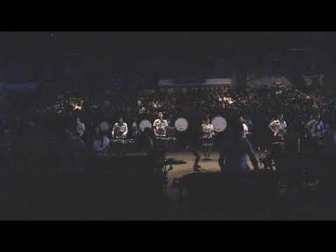 DB Drumline Performing Arts Rally 2018