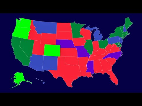 America's Marijuana Laws & The 2016 Election