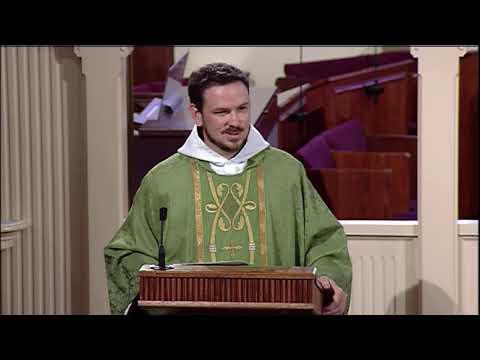 Daily Catholic Mass - 2019-08-16 - Fr. Patrick