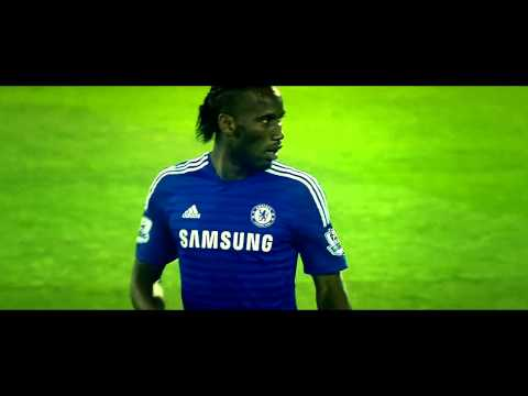 Didier Drogba vs Burnley Individual Highlights - Chelsea 2014 NEW HD