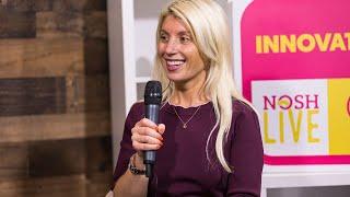 Healthy Crunch Company - Livestream Studio Interview at NOSH Live Winter 2019
