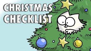 Simon's Cat: Christmas Checklist