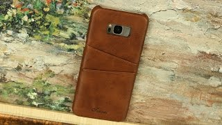 Top 3 Amazing Cases for Samsung Galaxy S8 and S8+ Plus