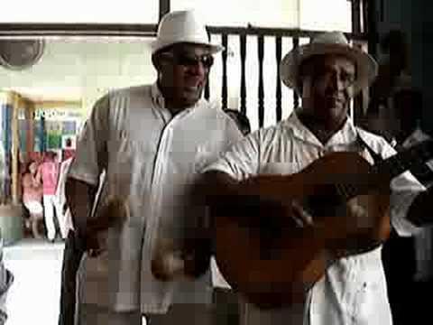 Cuba - casa de la trova