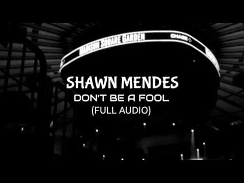 Shawn Mendes - Don't Be A Fool [FULL SONG]