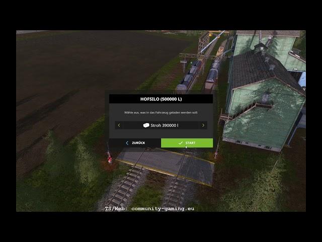 Komplizierter Transport | Folge #215 | Let's Play Landwirtschafts Simulator 2017