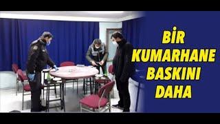 DİŞ HEKİMİ OFİSİNE KUMARHANE BASKINI !!!