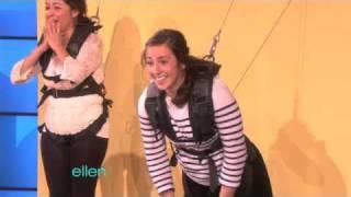 Ellen's Hilarious New Game: Cut the Cord!