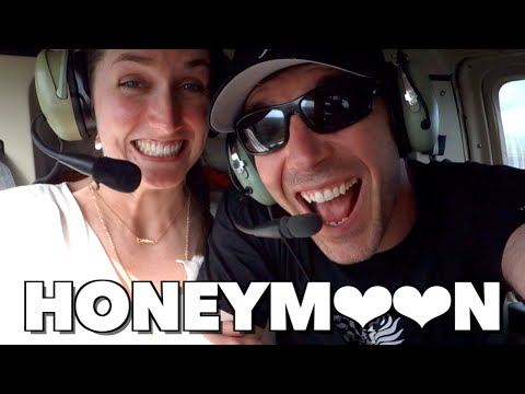 ❤❤ Our Epic Honeymoon ❤❤ Part 1 Of 3