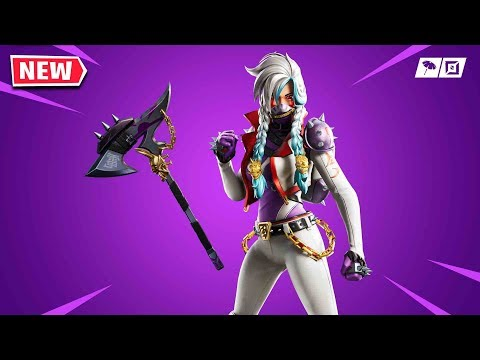 The New PAYBACK Skin NOW In Fortnite! *CLAIM NOW* (Season X)