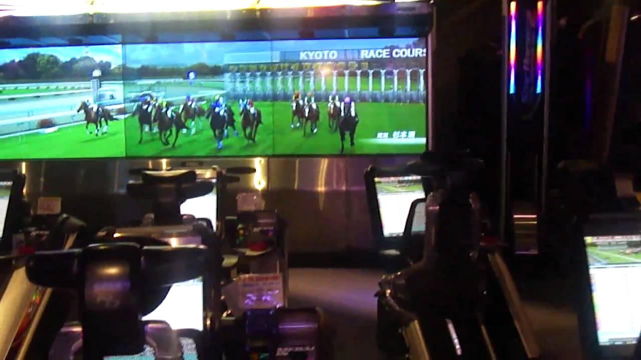 Sega horse racing gambling casino roaly