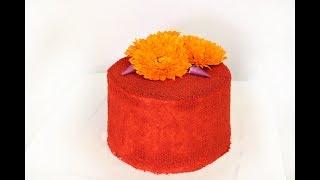 Торт Красный Бархат / Эффект Бисквитного Велюра / Новый Рецепт / Red Velvet Cake