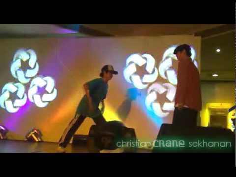 "Download Christian ""Crane"" Sekhanan @ BODYHEAT 2010 1-on-1 Popping battle"
