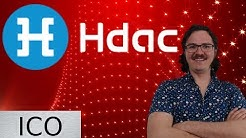 HDAC ICO Review - IOT blockchain of the future