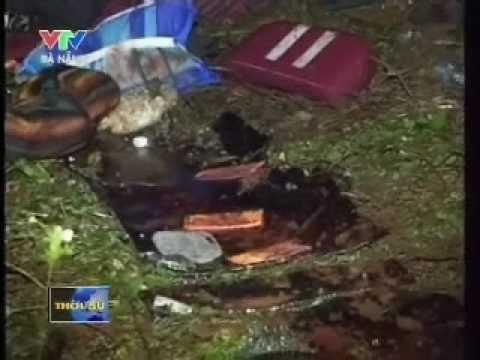 Tai nạn giao thông tại Đắk Lắk.flv
