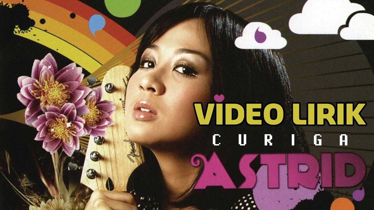 Astrid - Curiga (Lyric Video)