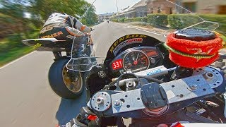 Real Road Racing POV On A Fast R6 | Czech Tourist Trophy