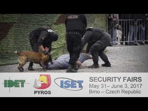 IDET 2017 Teaser International Defence Security Technologies Fair Exhibition Brno Czech  Republic