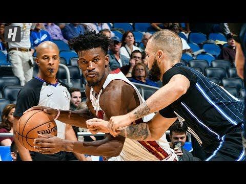 Miami Heat vs Orlando Magic - Full Game Highlights | January 3, 2020 | 2019-20 NBA Season