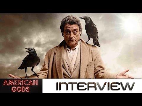 American Gods: Interview mit Ian McShane (Mr. Wednesday) zur Fantasyserie