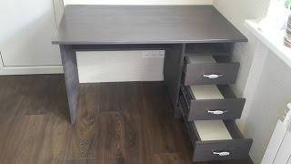 Письменный стол и тумба для Wi Fi