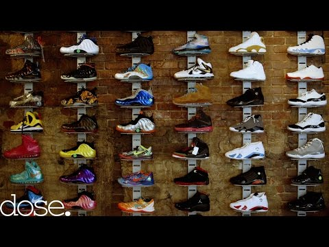 Exclusive Jordans & Nikes at Harlem Sneaker Pawn Shop