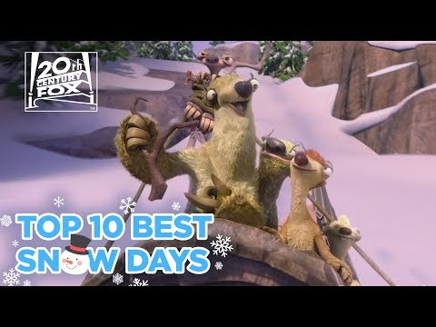 Top 10 Best Snow Days | Fox Family Entertainment