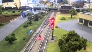 Rick Lecki's HO Union Pacific Layout - 01/24/15