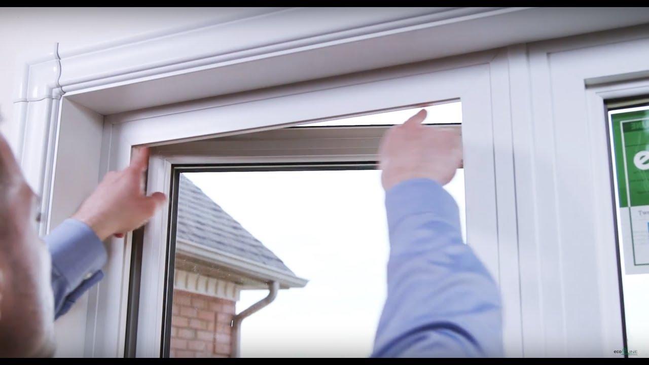 Fire code bedroom windows youtube for Bedroom window code
