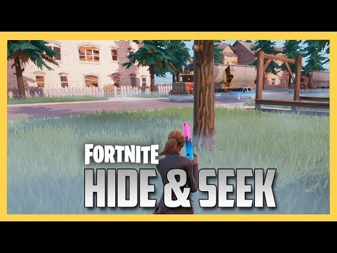 Hide And Seek In The Deadly Fog Map! | Fortnite | Swiftor
