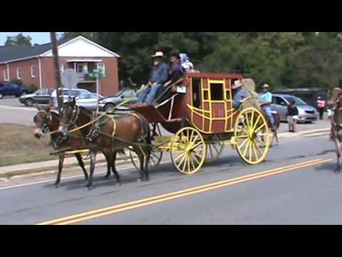 Robbins, N.C. Farmer's Day Parade, August 5th, 2017