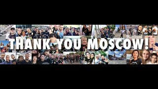 Metallica: Thank You, Moscow!