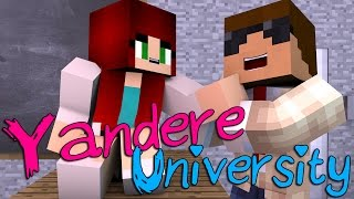 Obsessed Teacher | Yandere University [S1: Ep.7 Minecraft Roleplay Adventure]