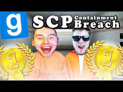 MAX & BLADII - NAJLEPSZY PERSONEL KLASY DUPA! | SCP: Containment Breach [#77] Garry's mod [#675]