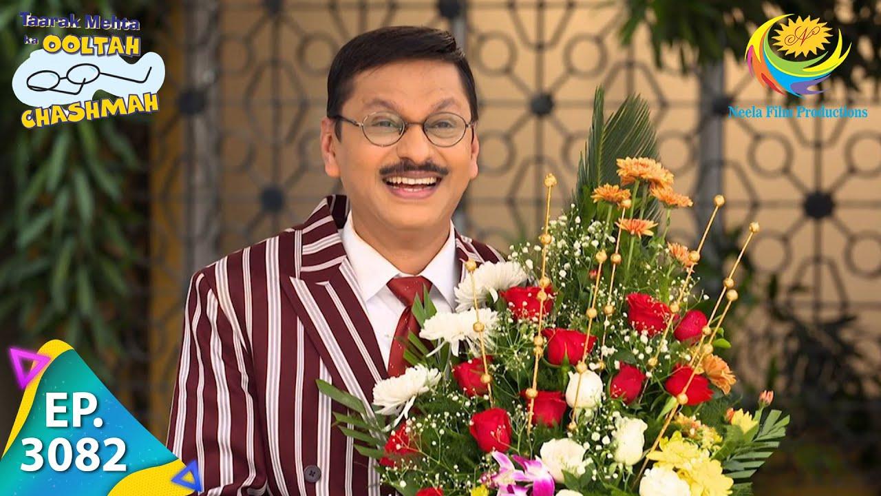 Download Taarak Mehta Ka Ooltah Chashmah - Ep 3082 - Full Episode - 18th January, 2021
