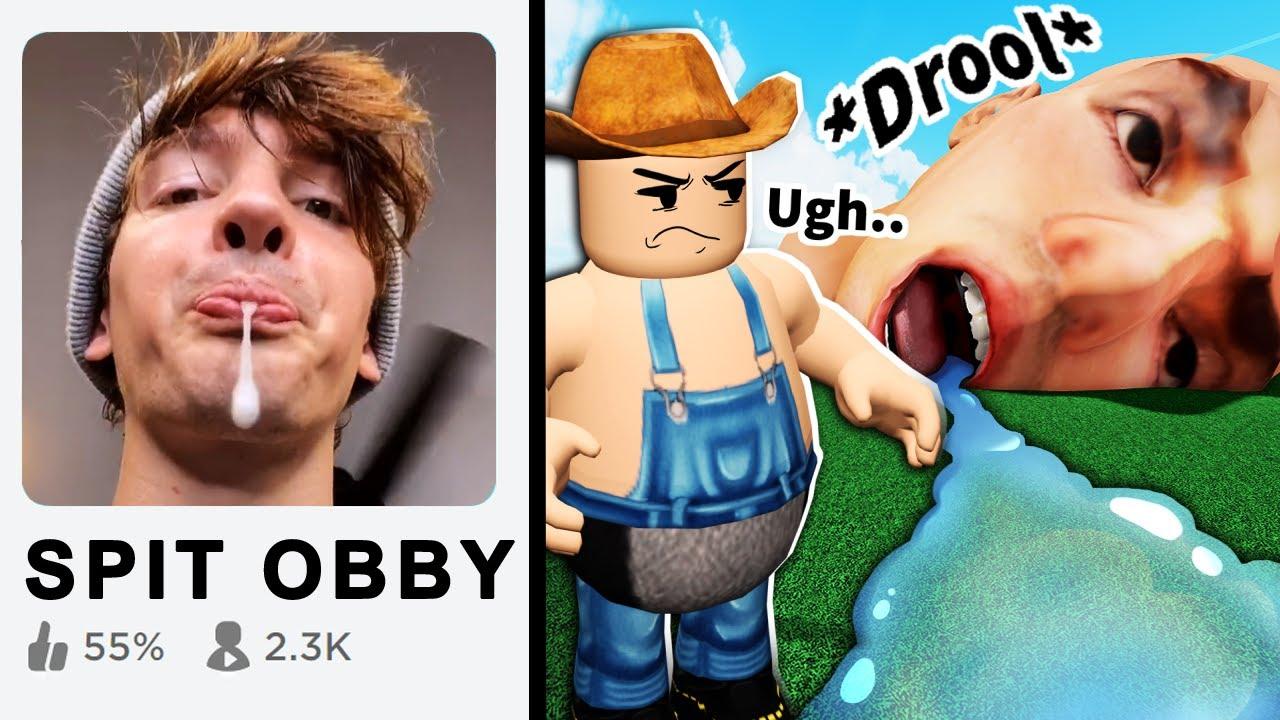 Download Roblox obby's have gotten weird...