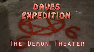 The Demon Theater | Daves Vlog #6