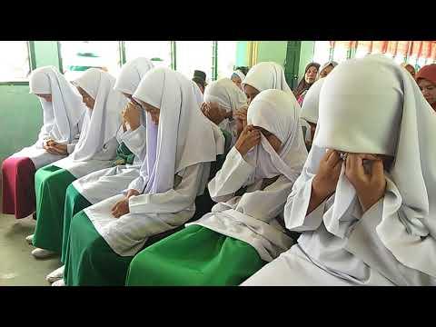 Penceramah Pun Beremosi.... Slot Penghayatan Program Motivasi SRU & UPKK 2018