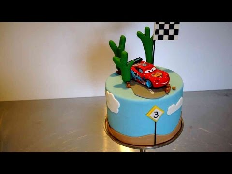 einfache anf ngerfreundliche cars torte cars fondant torte kuchenfee lisa youtube. Black Bedroom Furniture Sets. Home Design Ideas