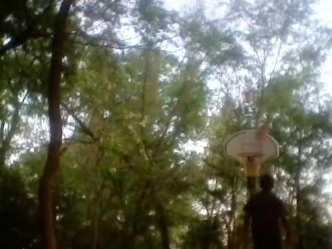 The manman show basketball shots