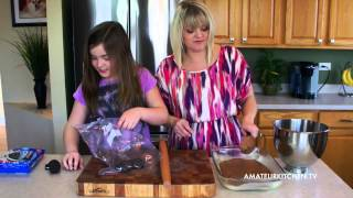How To Make Brownies With Oreos