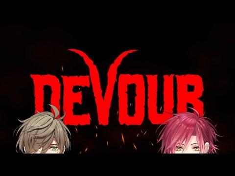 【DEVOUR】ユン君助けて!!【オリバー・エバンス/にじさんじ/にじさんじKR,ハユン】